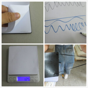 Notebook Quality Control Inspection Service